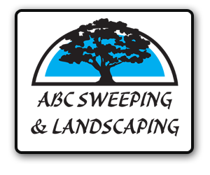 ABC Sweeping & Landscaping Logo